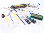 ATMEGA168A Experimenter's Kit